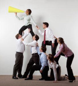 Формирование команды в организации